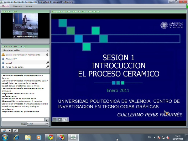 Intro proceso productivo I
