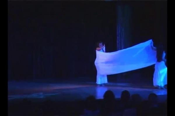 Danza Oriental IV Mar de Bailes