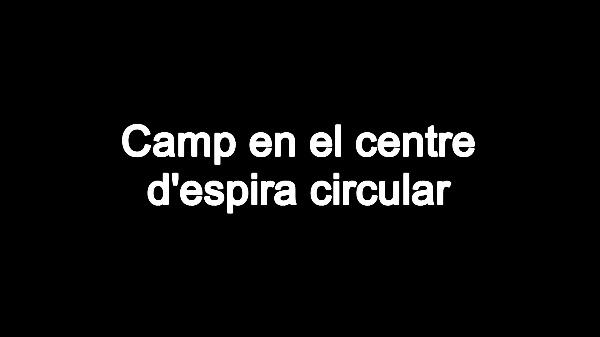 T4E: Camp en el centre d'espira circular V