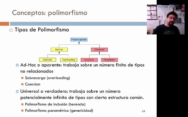 Tema 1. Polimorfismo ad-hoc