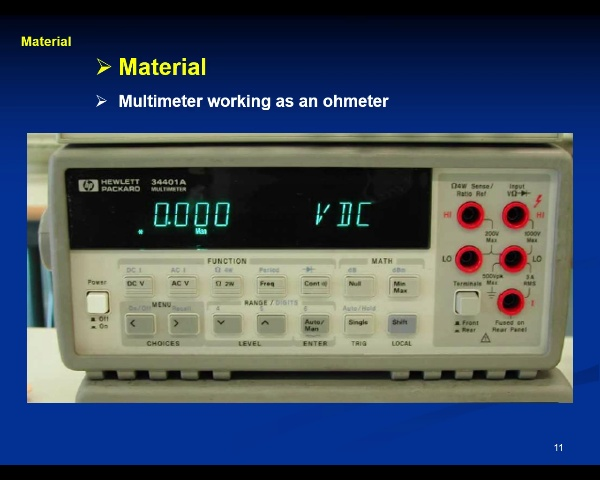 Electricity Lab: 4.-Ohm\'s law- video 2