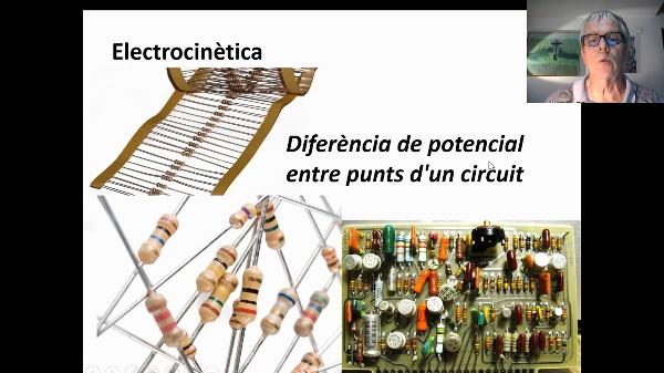 Diferència de potencial i equació del circuit