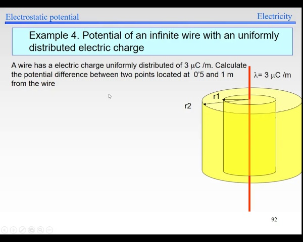 Elec-1-Potential-S92-Linear distribution