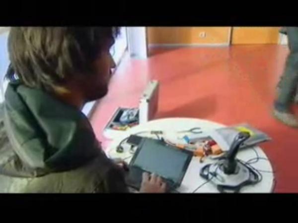 RTVE VIII Jornada Robótica ai2. Robotica aérea