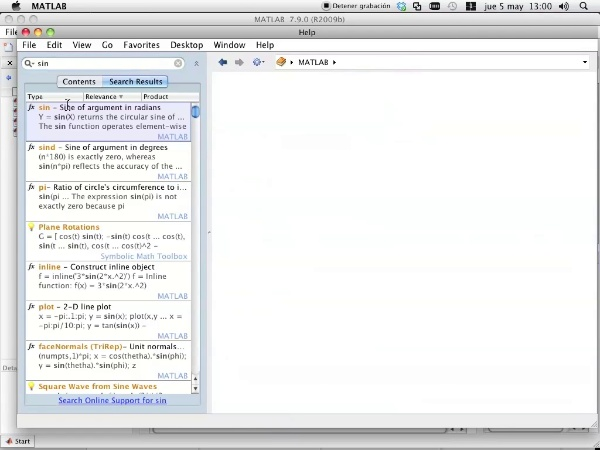 Webinario Introducción a Matlab