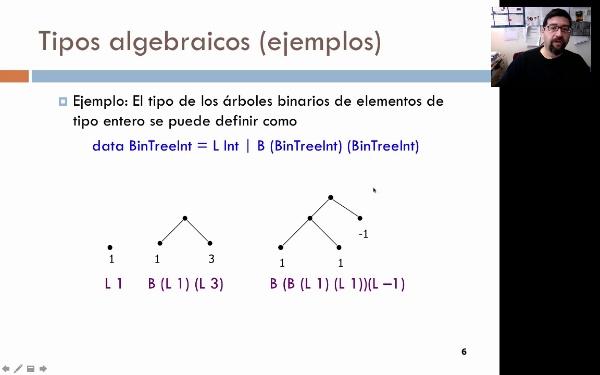 Tipos de datos algebraicos