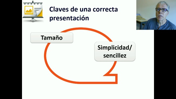 Recomendaciones para una presentación correcta C