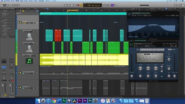 Ecualizar y procesar la voz