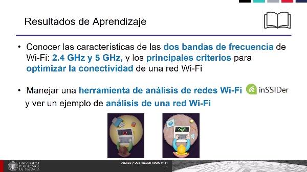 Análisis y Optimización de Redes Wi-Fi