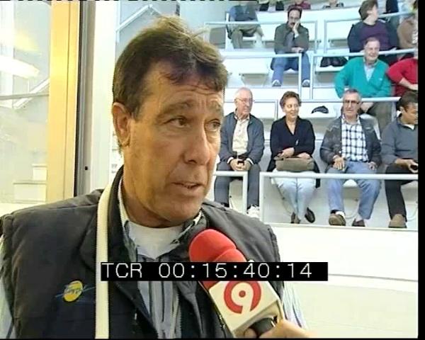 Noticia canal 9 Manuel Luna