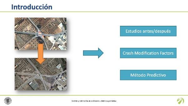 Análisis y estimación de accidentes. Método Predictivo