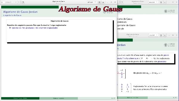 Algorisme de Gauss