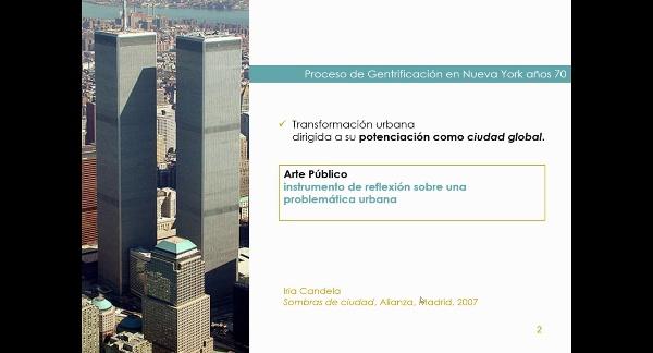 Contextos del arte urbano. Arte público y gentrificación 4