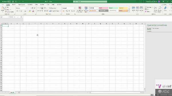Lectura de archivos JSON desde Excel