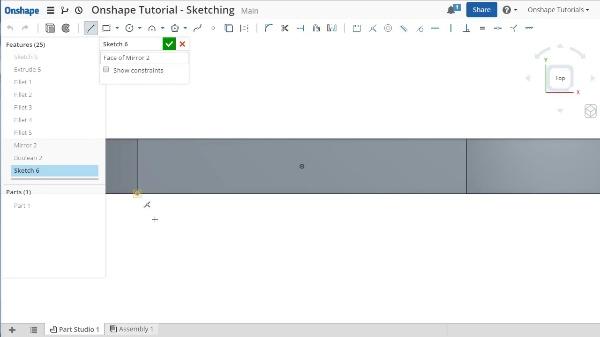 1.1.4 - Sketching Basics