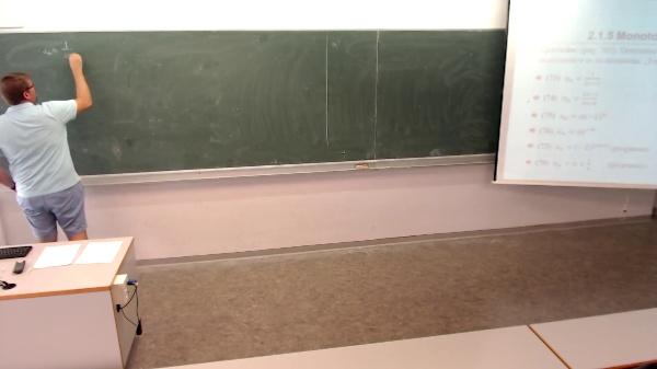 Matemáticas I-5-9-Ejercicios monotonía