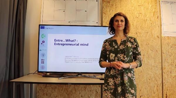 Entrepreneurial mind I