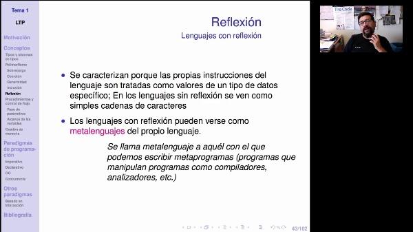 LTP. Tema 1.2.3. Reflexión