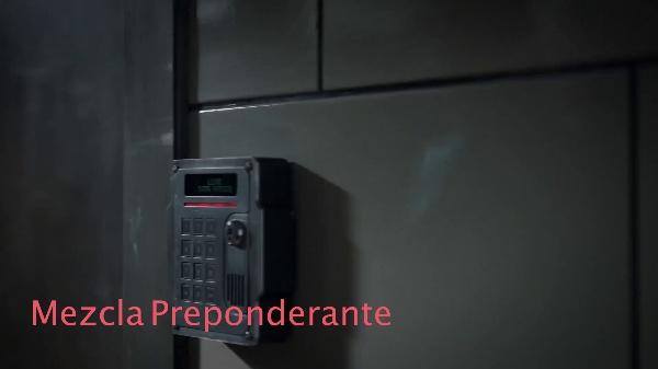 Mezcla Preponderante