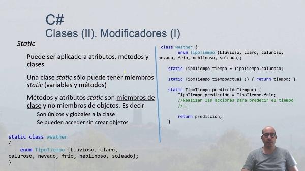 Scripting en Unity3D. Clases