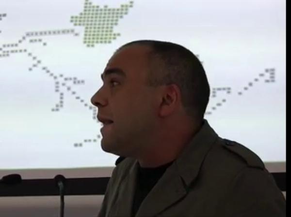 Artefactos Web de Tiempo Real: Feevy. Presentacion en Madrid