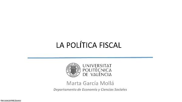 Las políticas fiscales en el modelo IS-LM