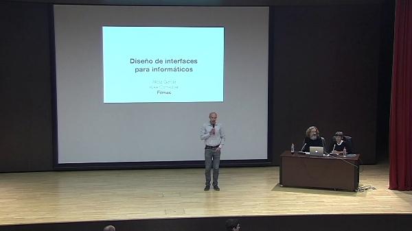Diseño de interfaces para informáticos
