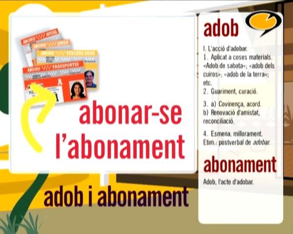 Adob i abonament