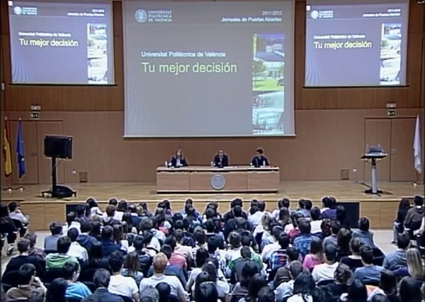 Jornadas Puertas Abiertas: María Casar