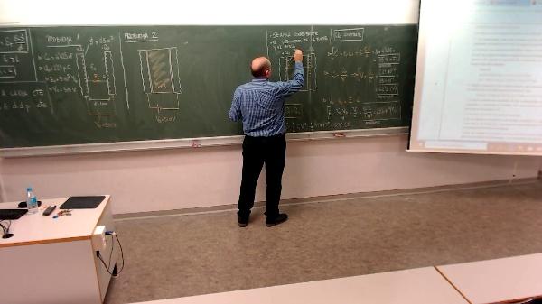 Física 1. Lección 7. Problema 2