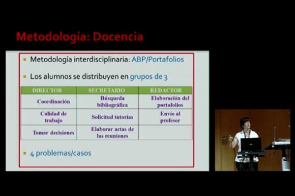 INRED2016. Valoración de la utilización de SOCRATIVE como herramienta didáctica interactiva en dos asignaturas del grado en Óptica-Optometría de la Universidad de Zaragoza - María José Luesma