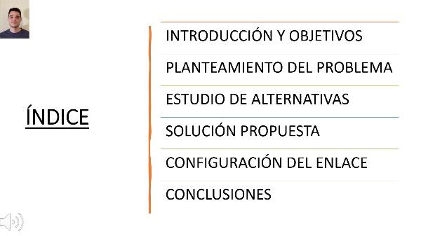 Presentación proyecto Radiocomunicaciones