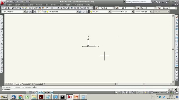 Autocad for Airport engineering 6. Drawing obstacle protection surfaces