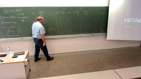 Física 1. Lección 2. Condiciones para que una fuerza derive de potencial
