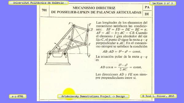 Creación Virtual Mecanismo a_z_0701 con Solidworks - 3 de 3