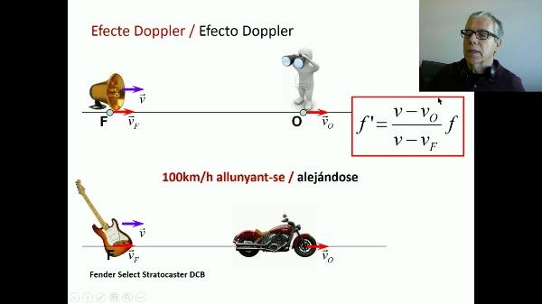Efecte Doopler V