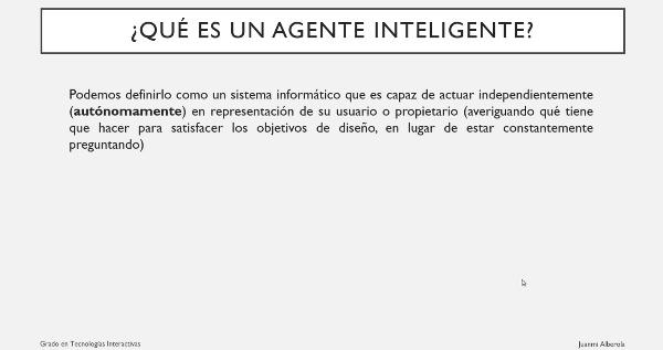 01-Agentes y sistemas multiagente
