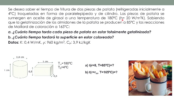 Aplicación Transporte de Calor en Régimen Transitorio con Iteración