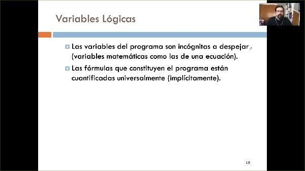 LTP - Tema 4 - Variables lógicas