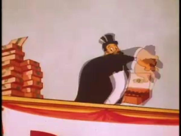 Popeye (Prueba del curso)