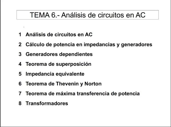 6.4.- Teorema de superposición