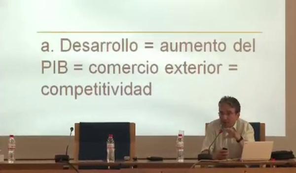 José María Tortosa - Los desafíos del desarrollo en el siglo XXI - parte 2 de 4