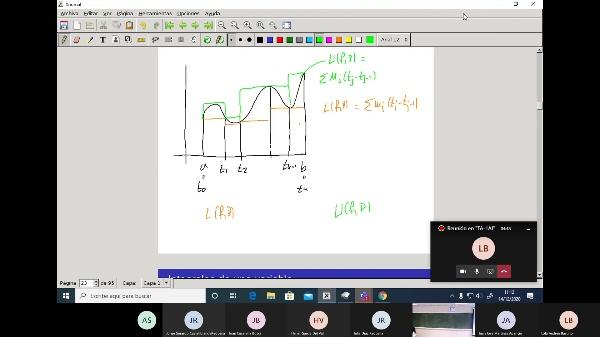 Matemáticas 1 GITI grupo A  Clase 27 (Integrales 2)