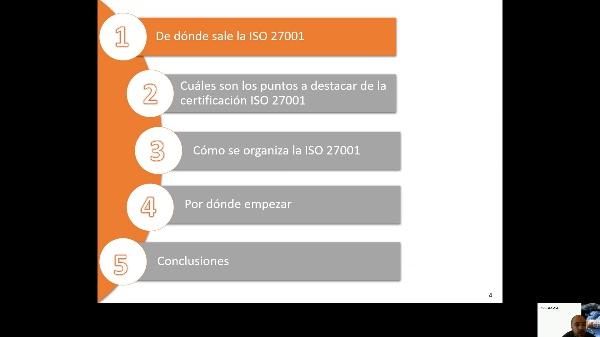 SSC - ISO 27001 - 3. Introducción a la norma ISO 27001