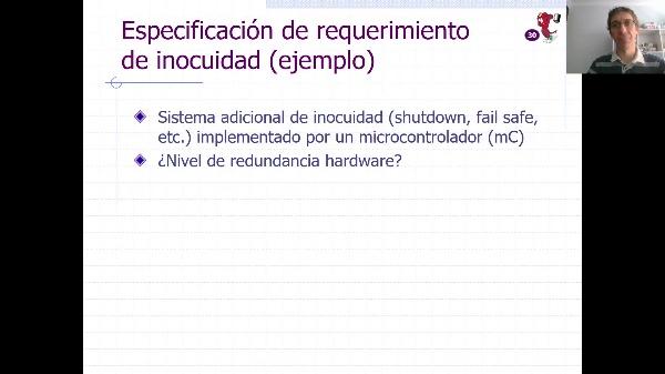 SSC - IEC 61508 - 03. Diseño, implementación y validación