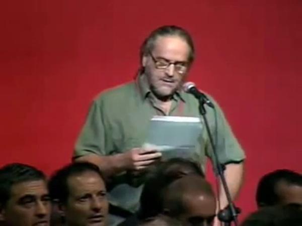 Intervención en Junta General Accionistas 2011