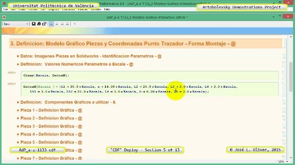 Creación Documento Interactivo a-z-1133 con Mathematica - 05 de 13