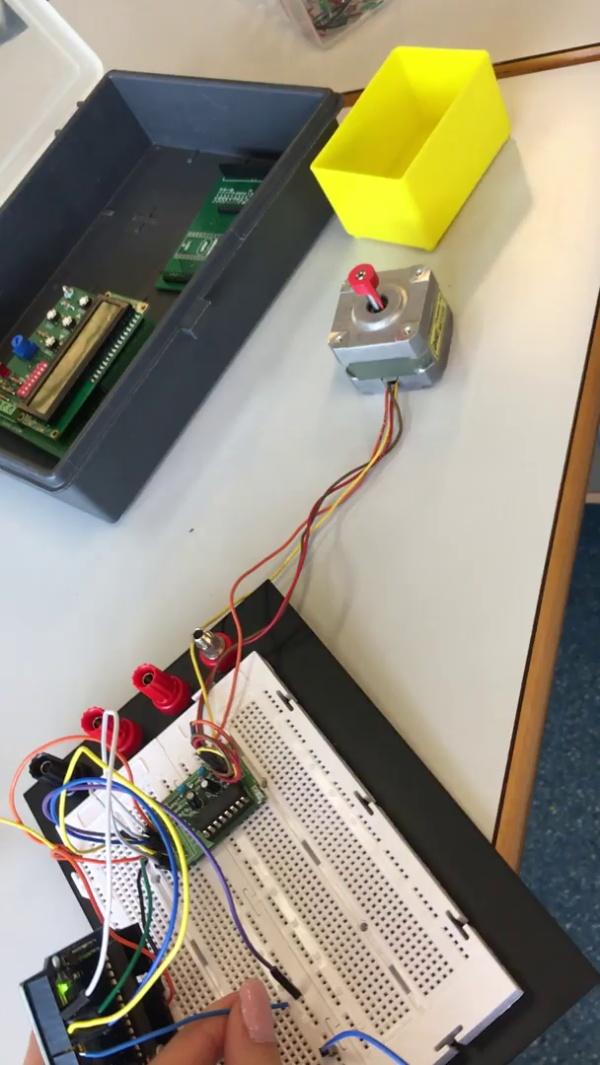 video motor 2