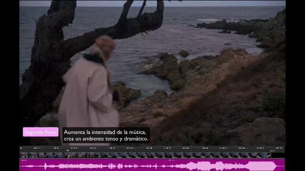 Análisis Leitmotiv. Andrea Caballer y Adelina Lobanova