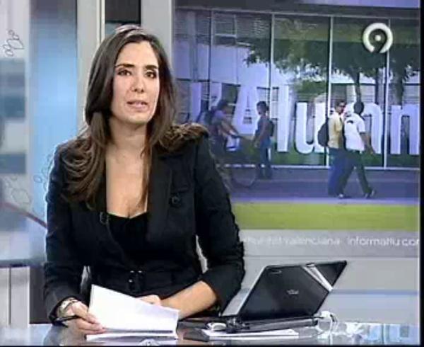 Reportaje de la Asociación de Antiguos Alumnos de la UPV en Canal 9